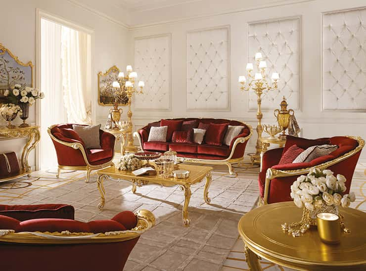Classic Wood Dining Room Handmade, What Is Classic Furniture Design