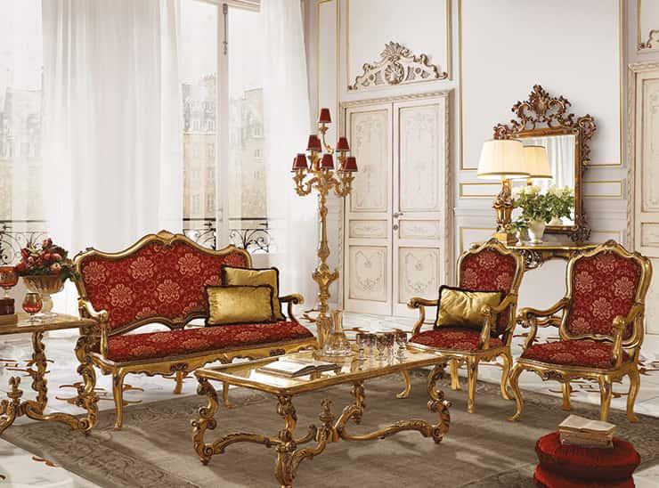 Classic Wood Dining Room Handmade Luxury Furniture
