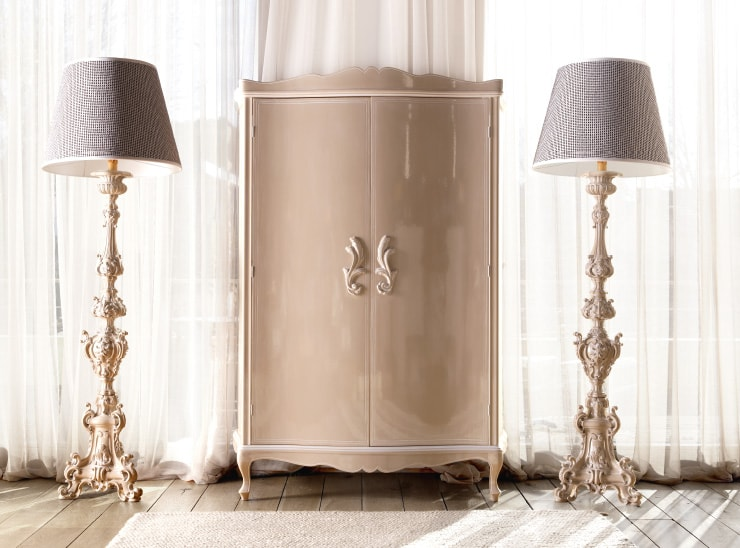 Refined Handmade Bedroom Furniture. Find the Best Italian Night Composition Furniture and Night Homemade Furniture