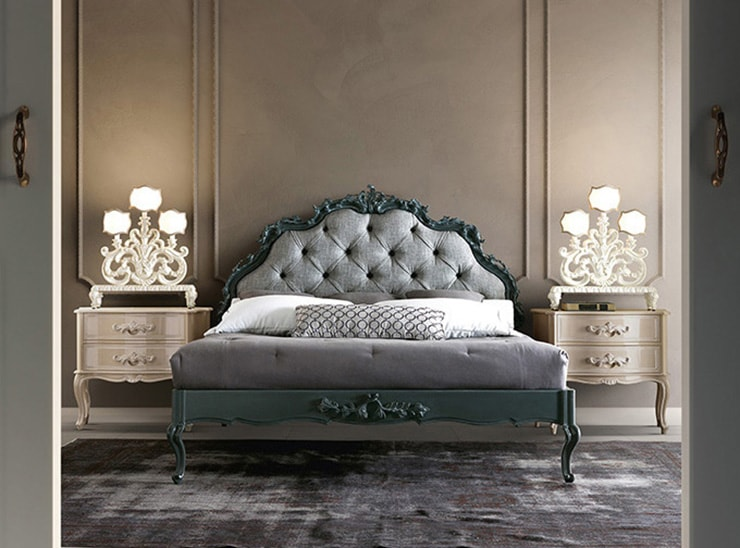 Handmade Bedroom Furniture. Find the Exclusive Italian Night Composition Furniture and buy your Night Homemade Furniture.