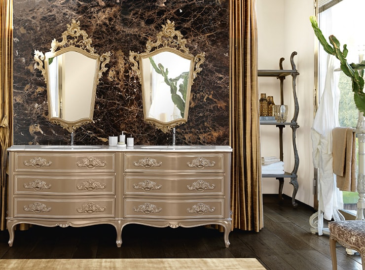 Best Italian Luxury Bathroom Furnitures. Visit Our Web Site and Find Exclusive Italian Style Furnitures. The Best Handmade Bahroom Furnitures for your Home