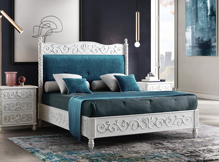 Find the Best Italian Bedroom Furniture Manufacturers. Visit our Web Site and Choose the Best Luxury Bedroom Furniture Sets for your Home. Italian Style
