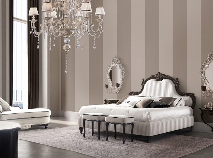 Choose Luxury Night Composition Furniture for your Home. Find the Exclusive Italian Bedroom Furniture and buy your Handmade Night  Furniture now.