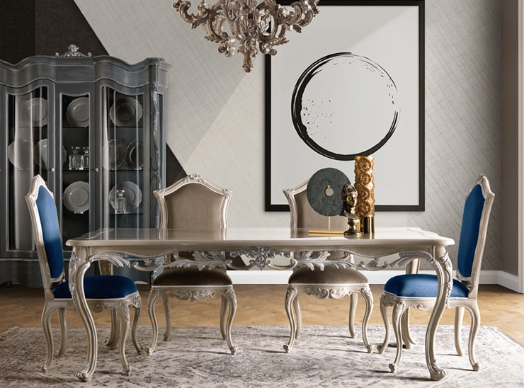 Are you Searching for Luxury Italian Furnitures? Buy Right Now your Italian Living Room and Kitchen Furnitures. Handmade Italian Furnitures.